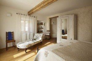 Sumptuous master bedroom
