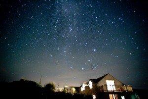 Milky Way over Myn Tea, Tregiffian, Sennen