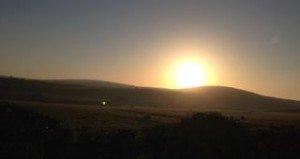 Dawn, Chapel Carn Brea