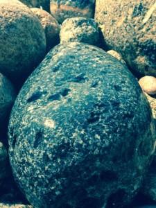 Seal rock. Nanjizel.