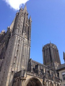 Coutances, Cathedral
