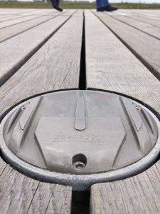 The boardwalk.