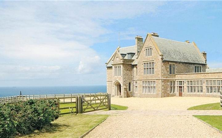 porthledden house one of the finest homes in west cornwall goes up for sale the cornish way