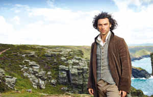 Aidan turner - yeah, I don't know what the fuss is about!