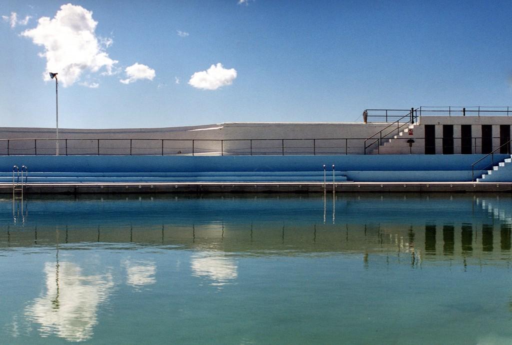 The Jubilee Pool, photo Joe Lewis.
