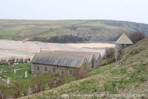 Scott Vasey's shot of Gunwale, Church Cove. From Cornwall online.