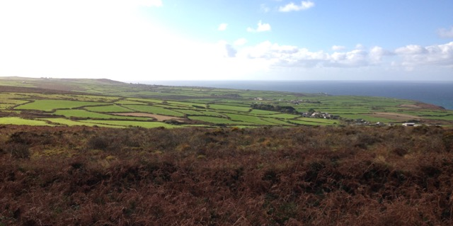 The view form Watch Croft