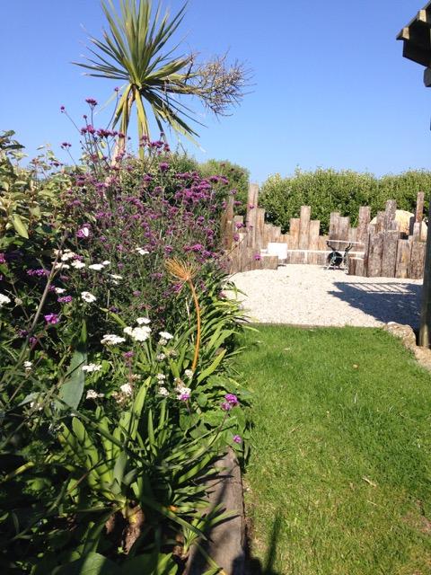 Myn Tea garden, October.