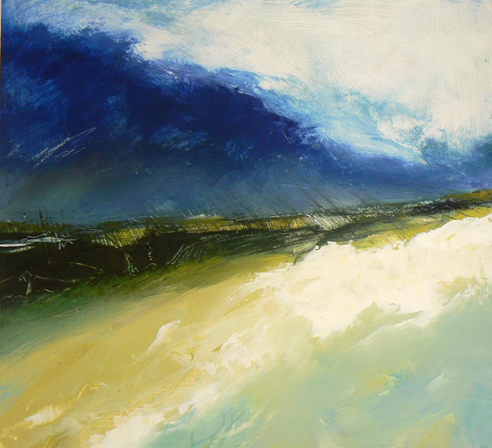 On that I loved - Weather Beach by Maggie Feeny.