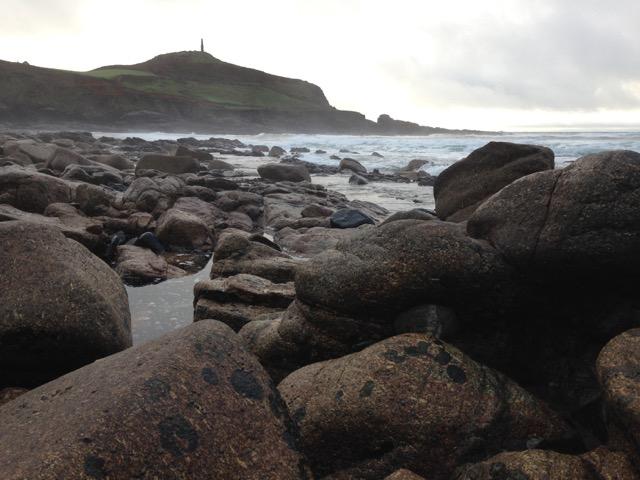 Across Pothledden to Cape Cornwall