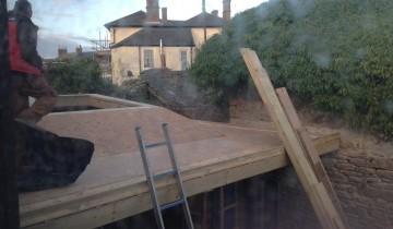 No ordinary roof
