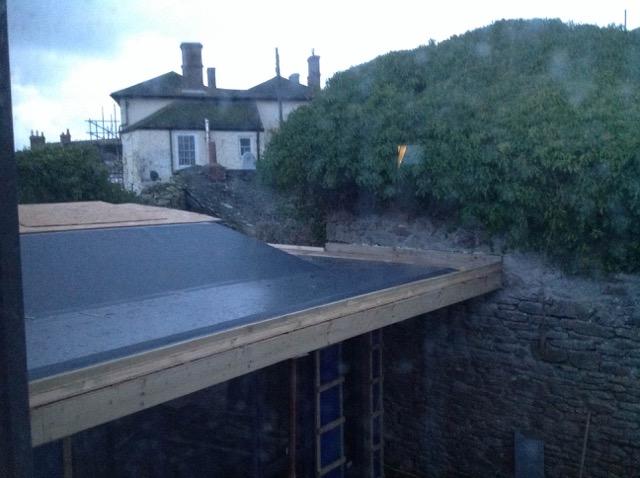 All shots through the wet windows, hence rain effect!