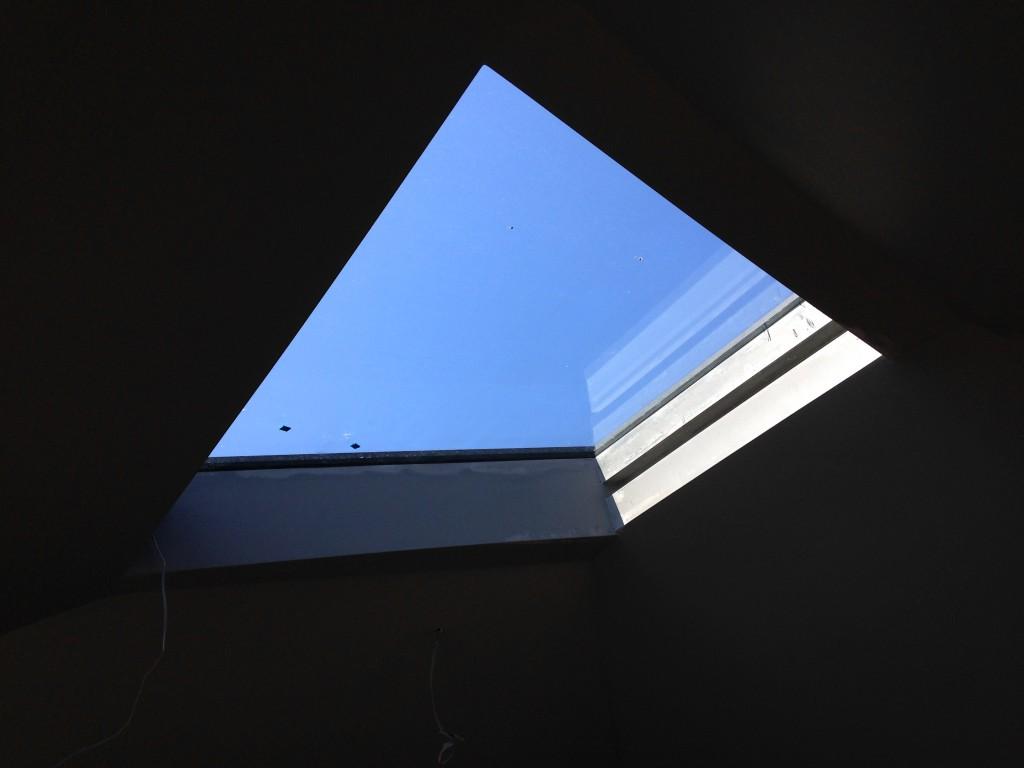 roof light - needs a good clean Kelvin!