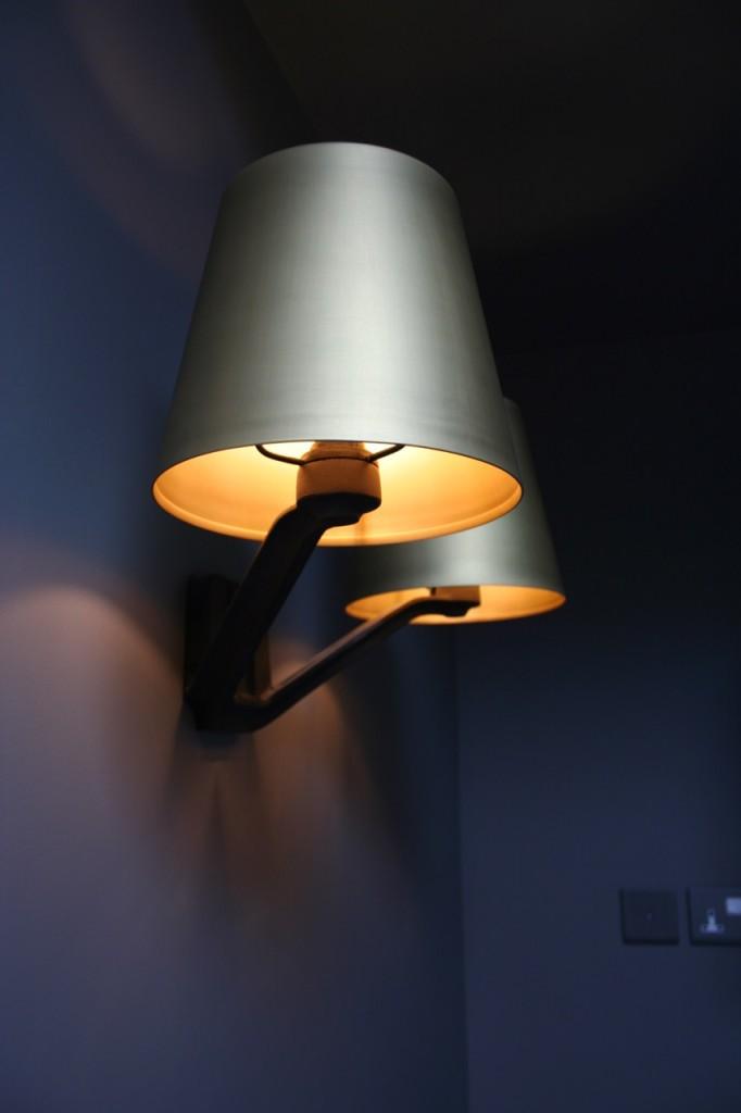 Lighting maketh house!
