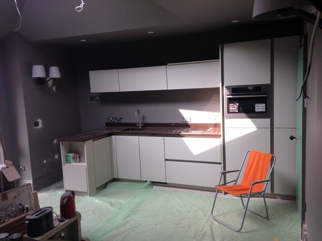 Kitchen - the best we've had!