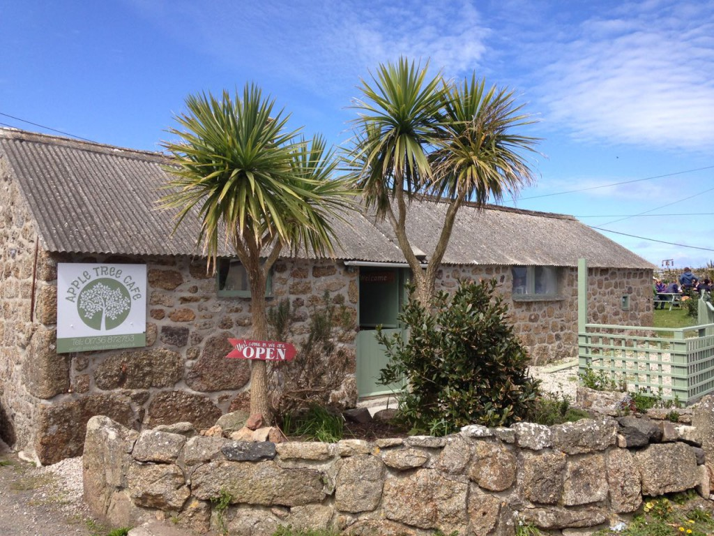 The Appletree Cafe at Trevescan