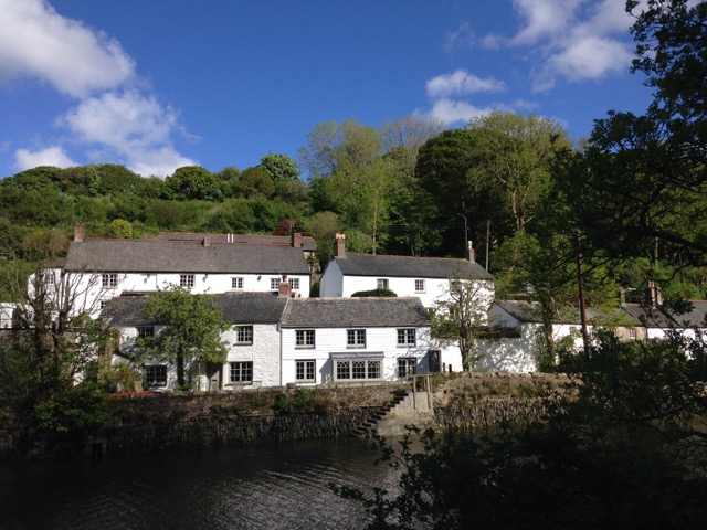 Cottages at Helford