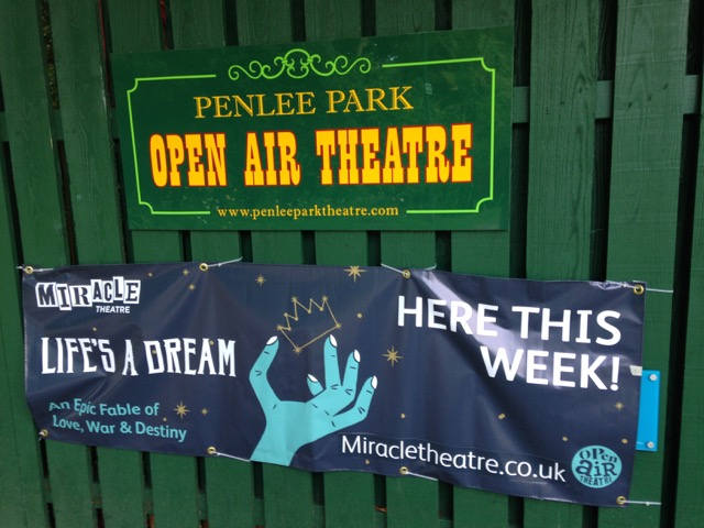The Penlee season goes right through to 22 September this year.