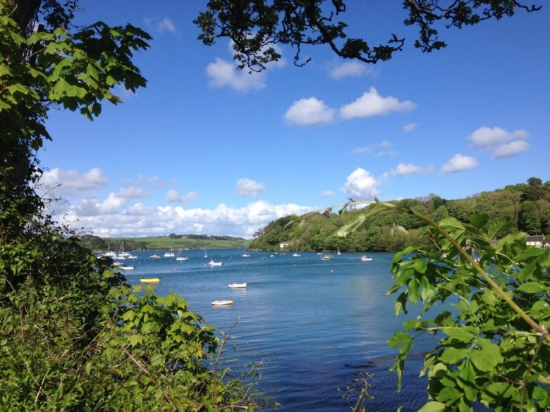 The Helford, from Helford Passage