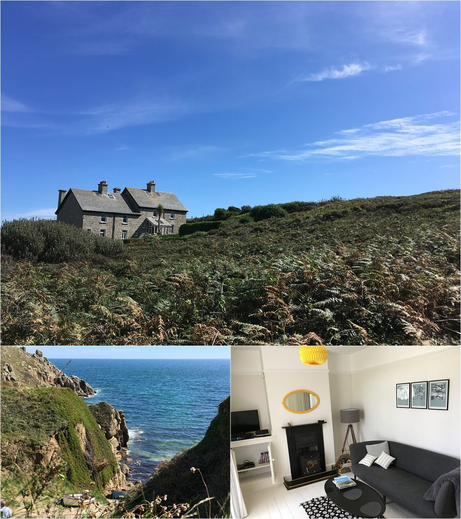 Porthgwarra - coming soon to your favourite site.