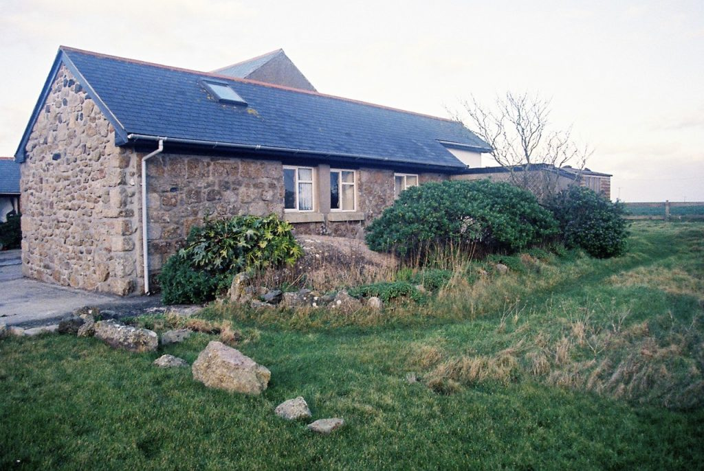 Forge Cottage - about 2008.