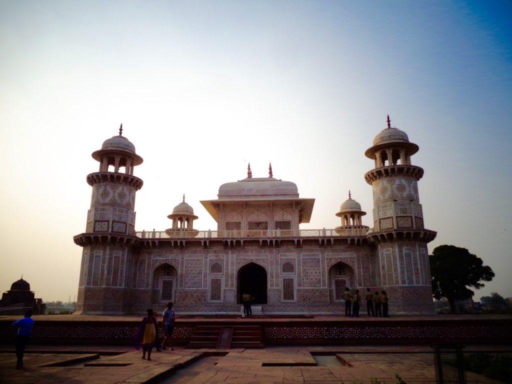 The Baby Taj, Agra.