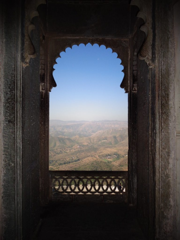 The Monsoon Palace, Udaipur.