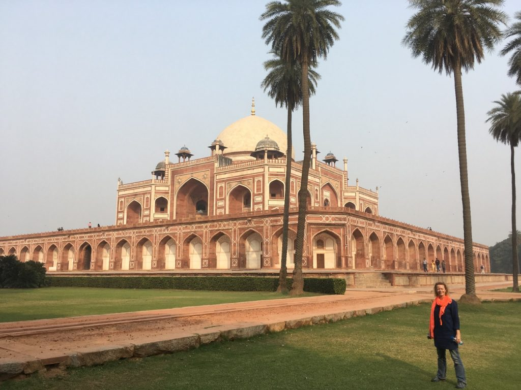 Humayun's tomb, Delhi.