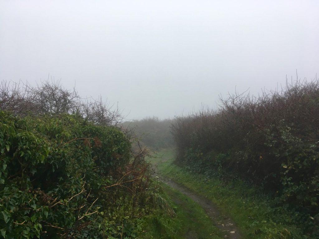 Path to Trevegean.