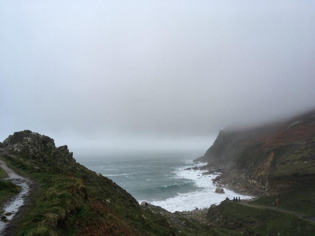 Low cloud at Penanven.