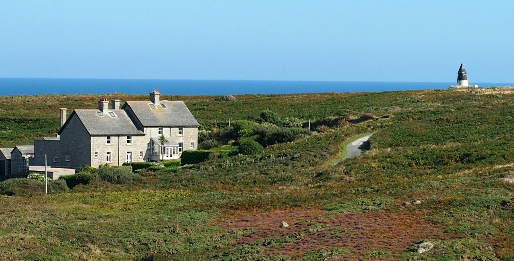 No.3 Coastguard Cottages.