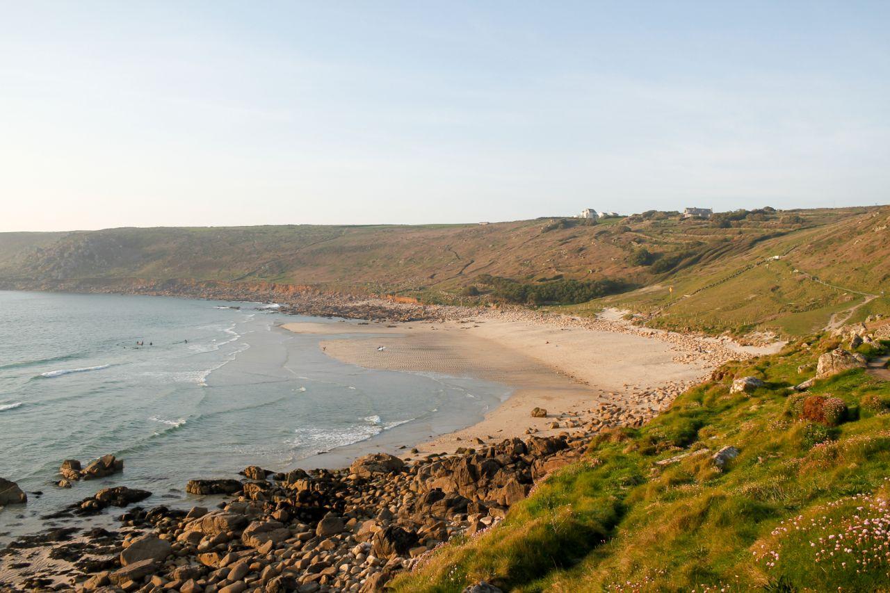 Gwenver Surfing, The Cornish Way