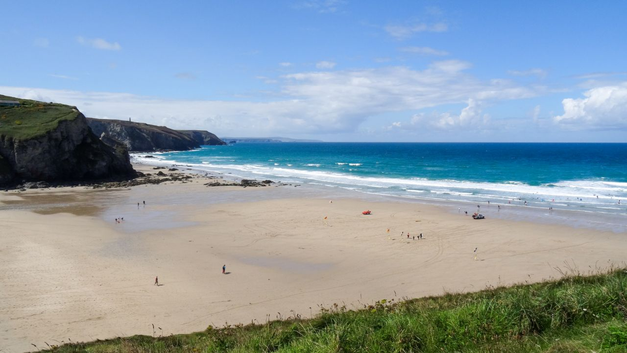 Porthtowan Surfing, The Cornish Way