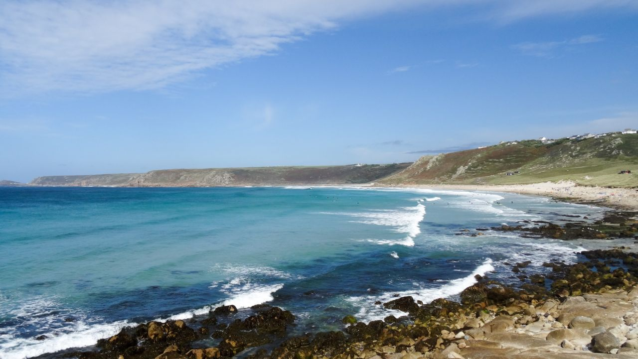 Sennen Surfing, The Cornish Way
