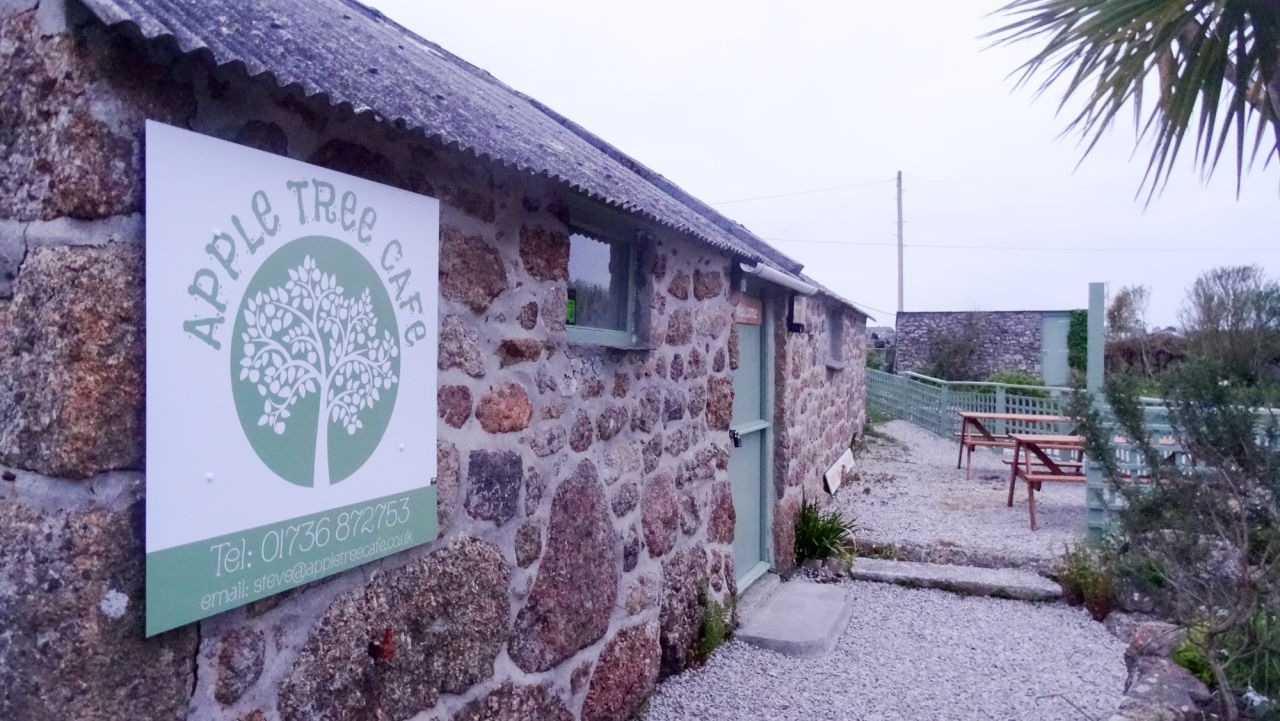 Apple Tree Cafe, Cosy Cafes The Cornish Way
