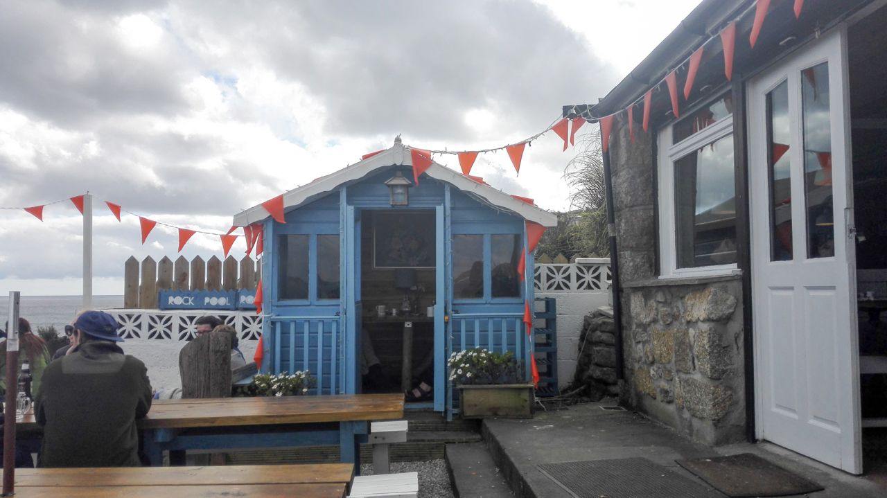 Rockpool Cafe Mousehole, Cosy Cafes The Cornish Way